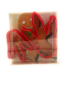 Dinosaur Foot Print Cookie Cutter Set of 2