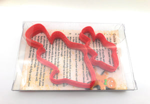 Fish Cookie Cutter Set of 2