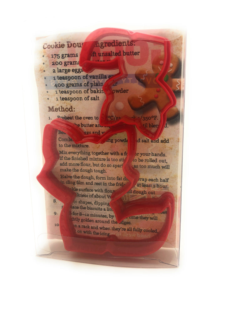 Fox Cookie Cutter Set of 2