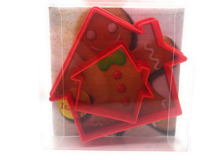 House Cookie Cutter Set of 2