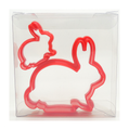 Bunny Rabbit Cookie Cutter Set of 2