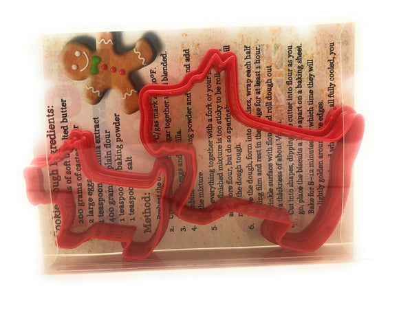 Scottish Terrier Cookie Cutter Set of 2