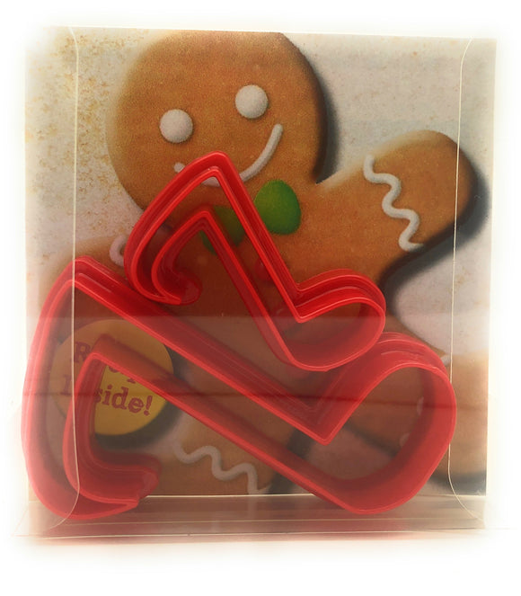 Single Music Notes Cookie Cutter Set of 2