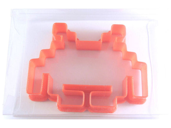 Space Invaders Cookie Cutter