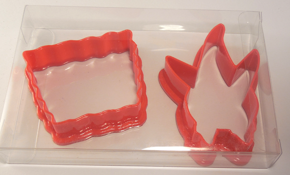 Spongebob & Patrick Cookie Cutter Set