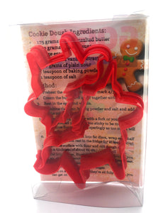 Unicorn Cookie Cutter Set of 2