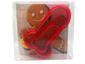 Willy Cookie Cutter Set of 2