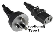 optional: Power cable for Australia (Type I)