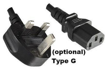 optional: Power cable for UK (Type G)