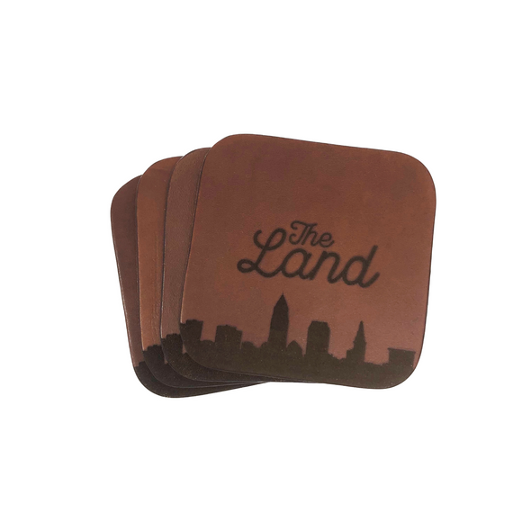 """The Land"" Coaster Set"
