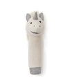 Unicorn Rattle White - nursery decor