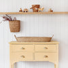 Olli Ella Bayu Changing Basket - nursery decor
