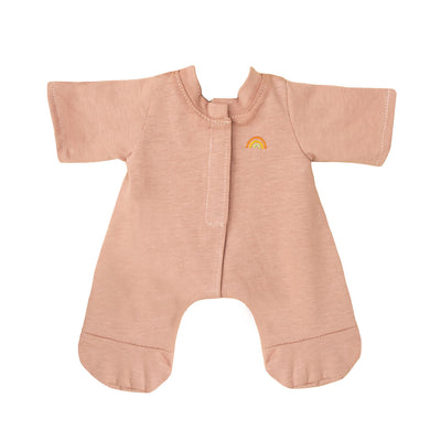 Olli Ella Dinkum Doll Pyjama- Blush - nursery decor