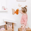 Butterfly Mirror Set - nursery decor