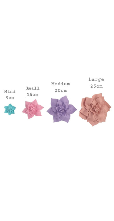 Dahlia 6 Piece Set - nursery decor