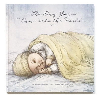 The Day You Came Into The World - nursery decor