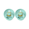 BIBS Dummies 2 Pack -Mint