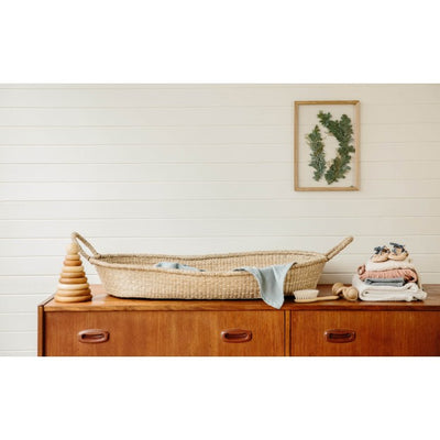 Olli Ella Nyla Changing Basket - nursery decor