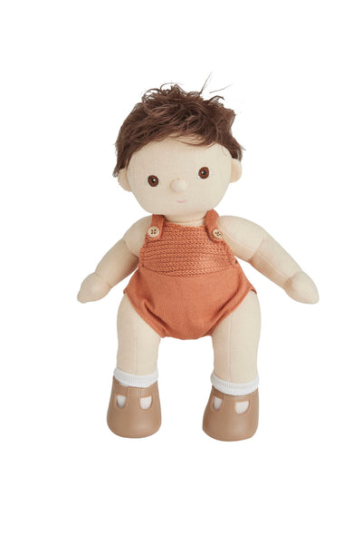 Olli Ella Dinkum Doll- Peanut - nursery decor