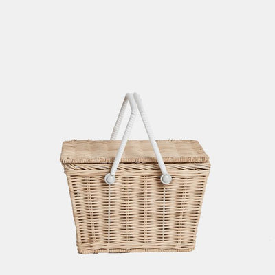 Piki Basket Straw - nursery decor