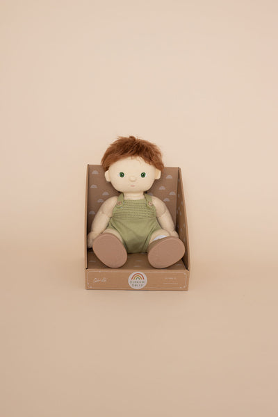 Olli Ella Dinkum Doll- Pumpkin - nursery decor