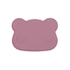 Bear Snackie Dusty Rose - nursery decor