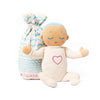 Lulla Doll- Sky Blue - nursery decor