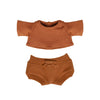 Olli Ella Dinkum Doll Snuggly Set- Toffee