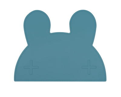 Bunny Placie- Blue Dusk - nursery decor