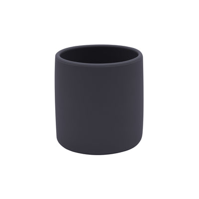 Grip Cup- Charcoal - nursery decor