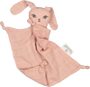 Burrow & Be Muslin Bunny Comforter- Dusty Rose - nursery decor