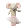 Emme Elephant Rattle - nursery decor