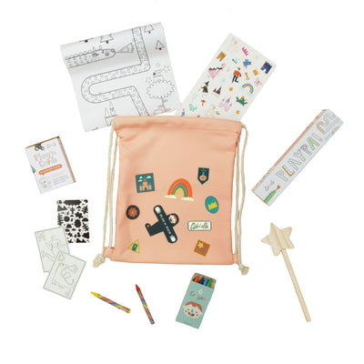 Olli Ella Play' N Pack- Fairy Tale - nursery decor