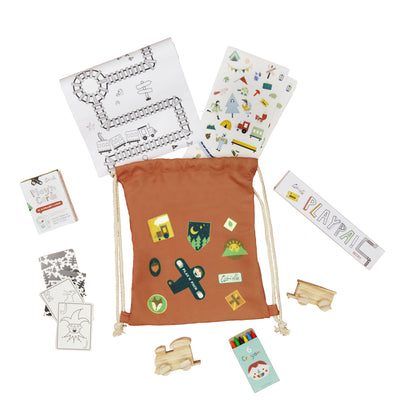 Olli Ella Play' N Pack- Forest - nursery decor