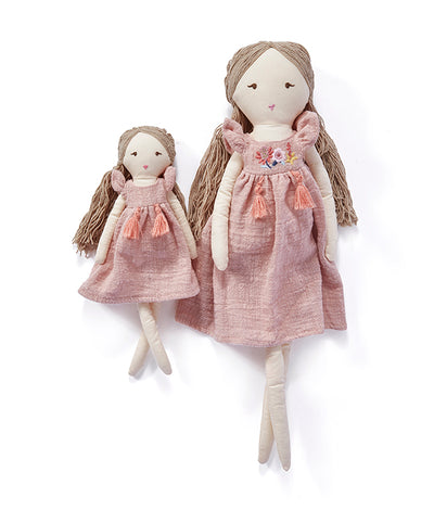 Nana Huchy Miss Daisy Doll- Pink - Sweet Little Dreams