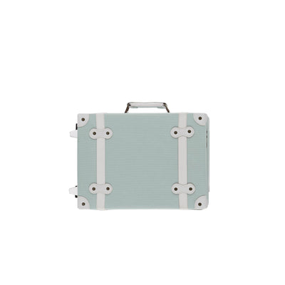 Olli Ella See-ya Suitcase - Mint - nursery decor