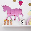 Unicorn Mirror - nursery decor