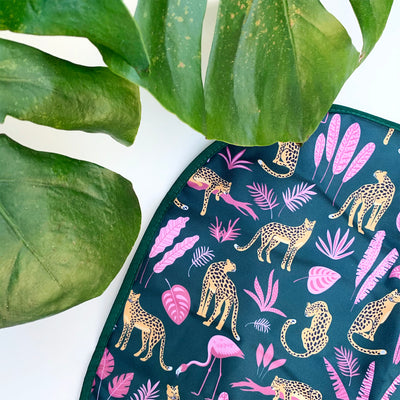 Livvy + Harry Travel Baby Change Mat- Wild One - nursery decor