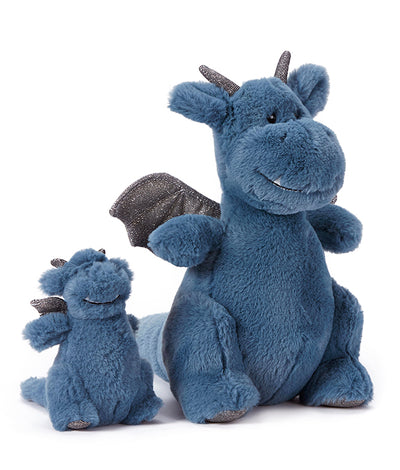 Ziggy The Dragon Rattle - nursery decor