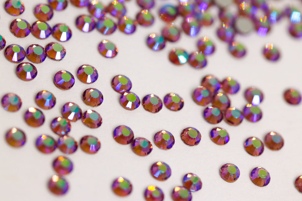 Light Amethyst AB SS6 (Unicorn Lab Rhinestones)