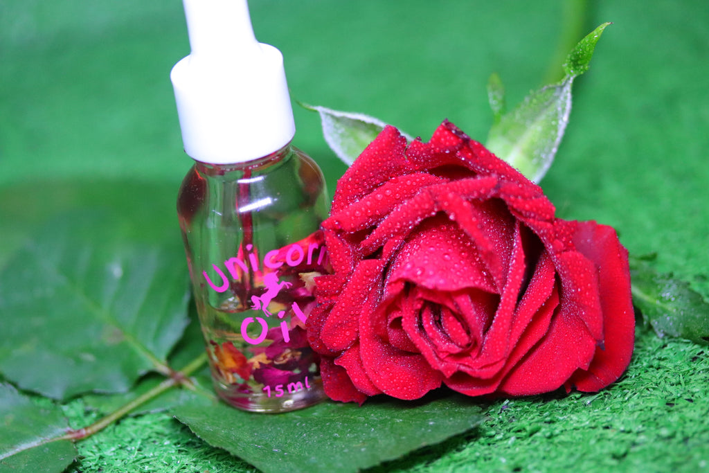 Rose Aromatherapy Unicorn Oil 15ml