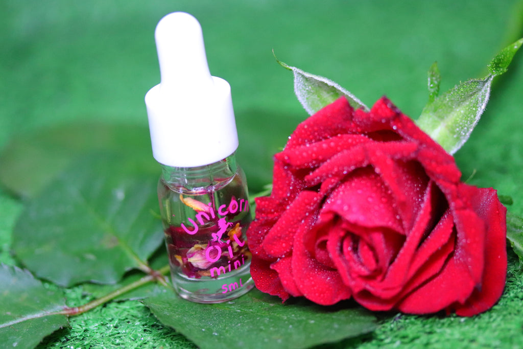 MINI Rose Aromatherapy Unicorn Oil 5ml