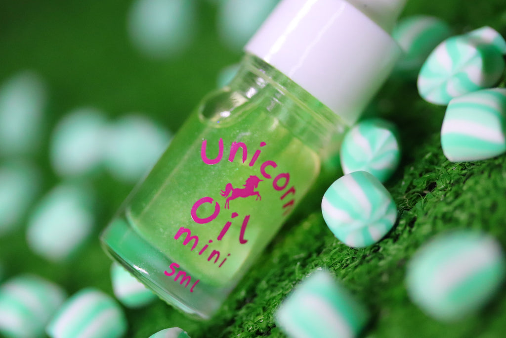 MINI Peppermint Aromatherapy Unicorn Oil 5ml