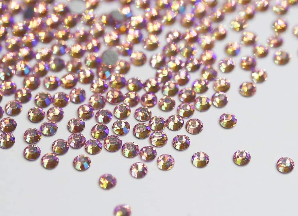 Light Pink AB SS6 (Unicorn Lab Rhinestones)