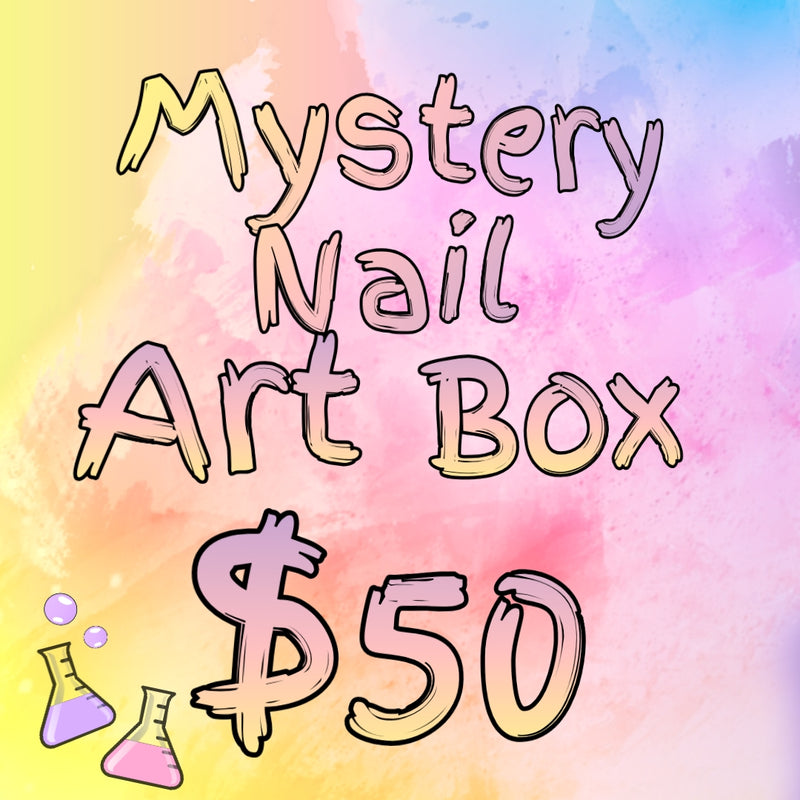 MYSTERY NAIL ART PACK $50 - Emerson Crystals