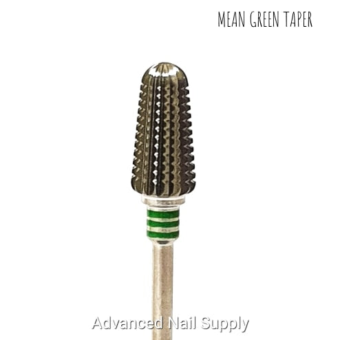 Mean Green Taper