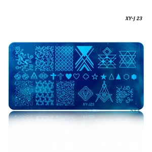 Stamping Plate - XYJ23 - Emerson Crystals