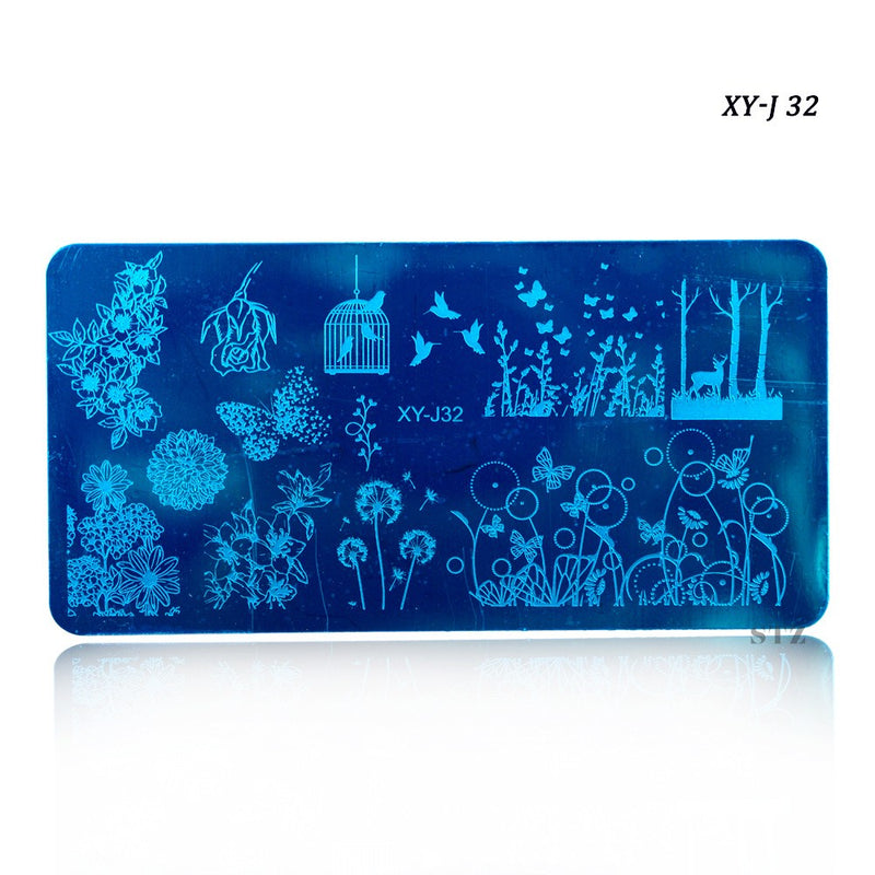 Stamping Plate - XYJ32 - Emerson Crystals
