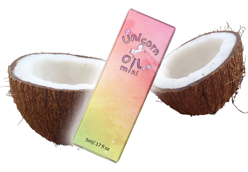 MINI Coconut Cream Unicorn Cuticle Oil 5ml - Emerson Crystals