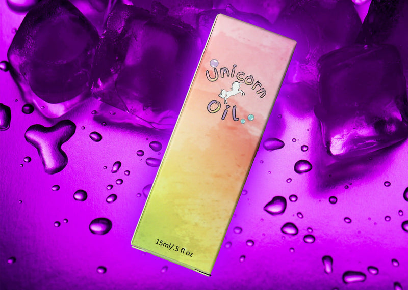 Grape Soda Unicorn Cuticle Oil 15ml - Emerson Crystals